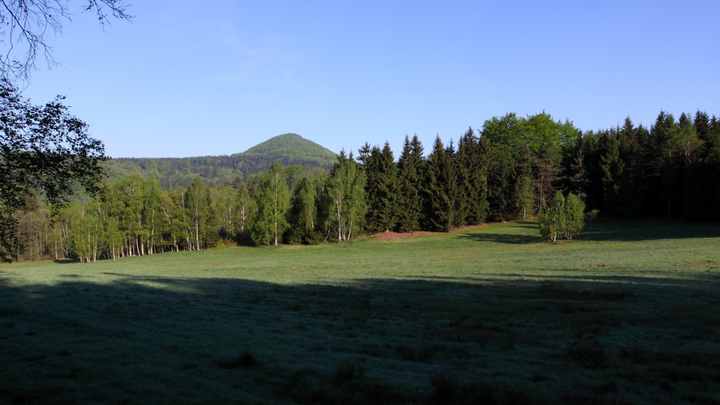 Panorámata Lužických hor