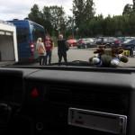 A hurá na cestu Oslo - Murudalen