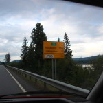 Odbočka na Lillehammer