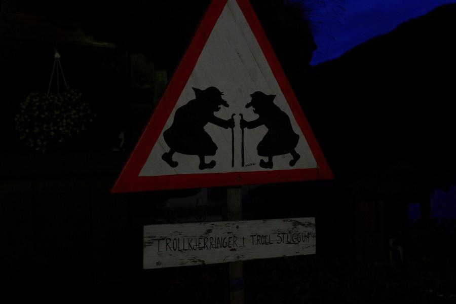 Pozor trollové na vozovce